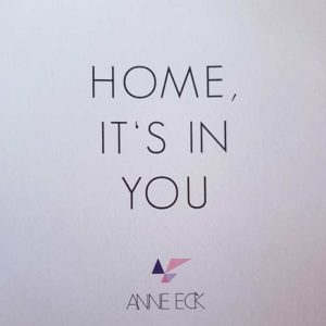 Anne Eck Autogrammkarte