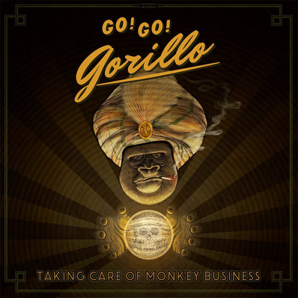 Go! Go! Gorillo
