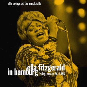 Ella Fitzgerald live in Hamburg