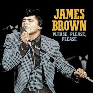 James Brown Vinylbag