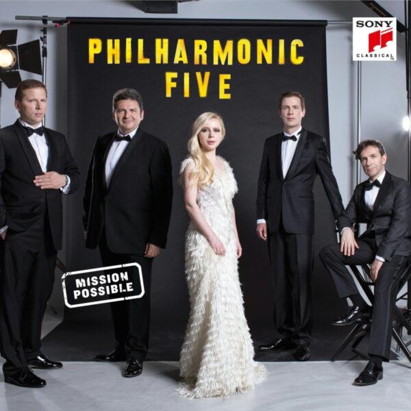 Philharmonic Five CD