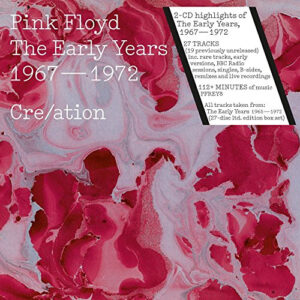 Pink Floyd The Early Years Doppel-CD