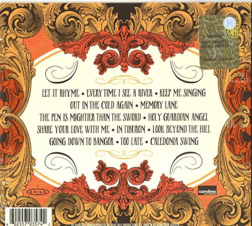 Van Morrison Keep me singing Tracklisting