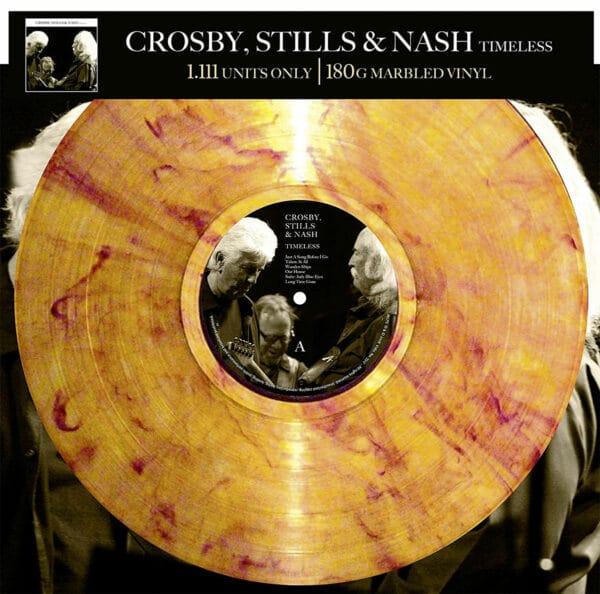 Crosby Stills and Nash Timeless Vinyl