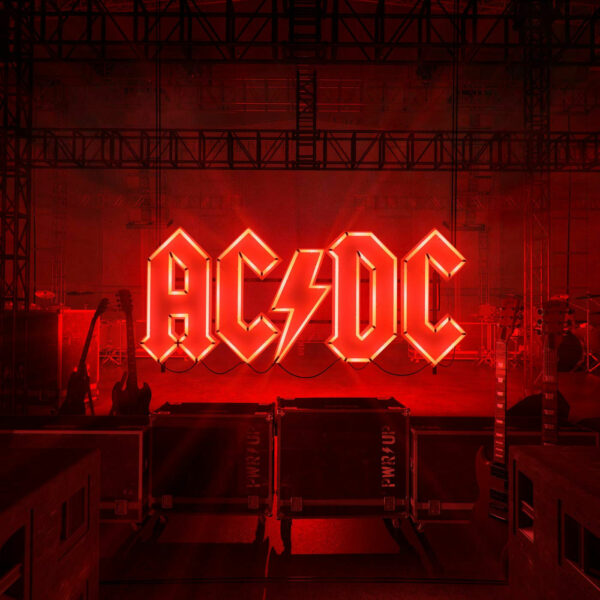 AC/DC Power Up Opaque Vinyl