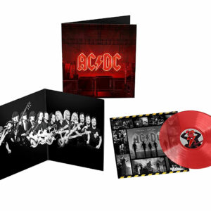 AC/DC Power Up Opaque Vinyl Gesamtansicht