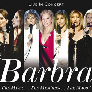 Barbra Streisand live CD