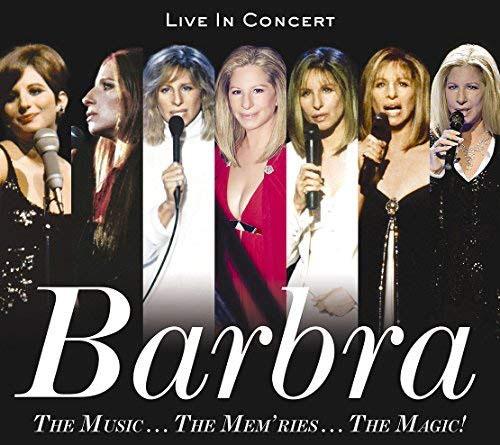 Barbra Streisand live CD