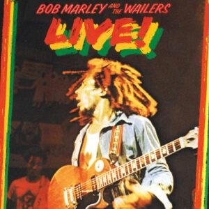 Bob Marley Live CD