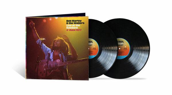 Bob Marley Live at the Rainbow LP