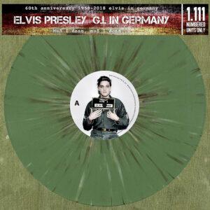 Elvis Presley G.I. in Germany Vinyl