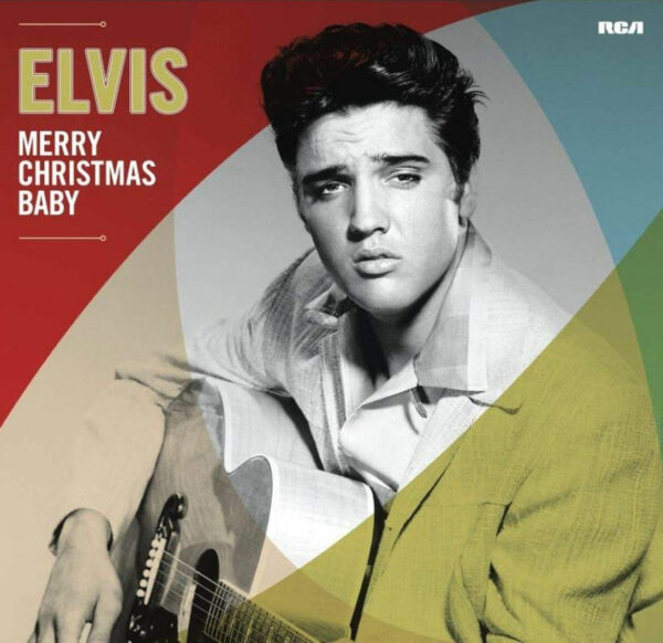 Elvis Presley Merry Christmas Baby Vinyl