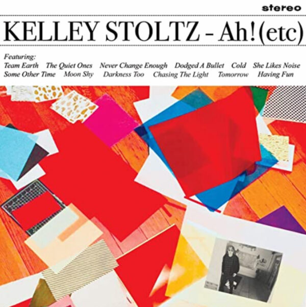 Kelley Stoltz Yellow Vinyl