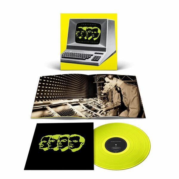 Kraftwerk Computer World Spezial Edition Farbiges Vinyl
