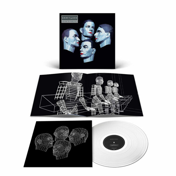 Kraftwerk Techno Pop Farbiges Vinyl