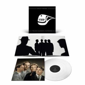 Kraftwerk Trans-Europe Express White Vinyl