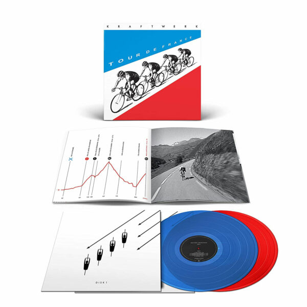 Kraftwerk Tour De France Vinyl