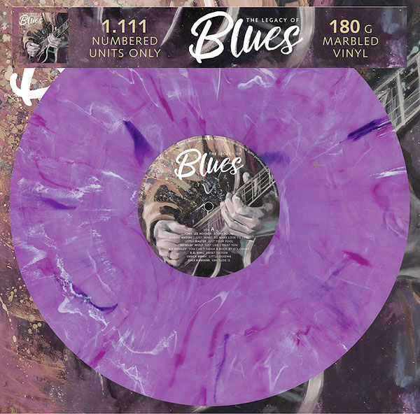 Legacy of Blues Vinyl