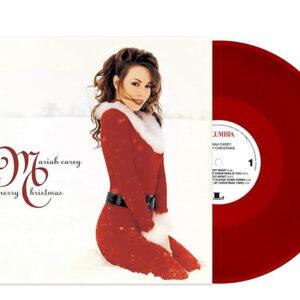 Mariah Carey red Vinyl