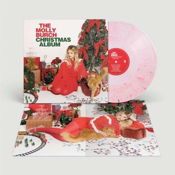 Molly Burch Christmas Vinyl