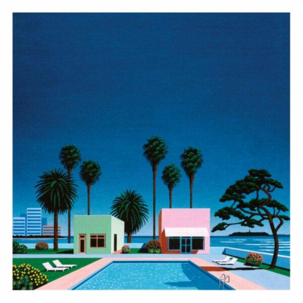 Pacific Breeze 1 Pink Vinyl