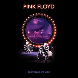 Pink Floyd Delicate Sound of Thunder 3-LP