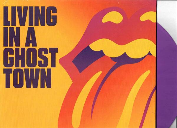 Rolling Stones Purple Vinyl