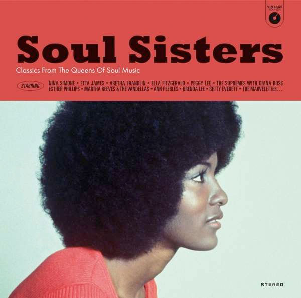 Soul Sisters Vinylbag