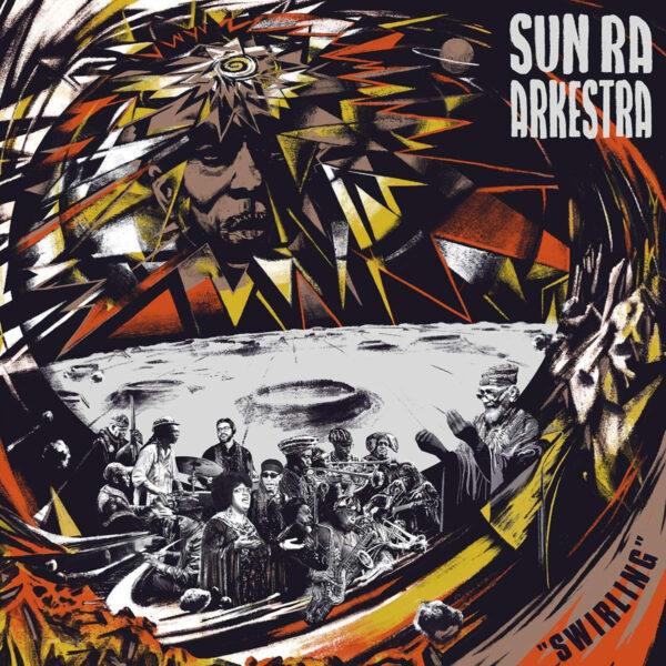 Sun Ra Arkestra Swirling Gold LP