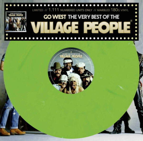Village People Vinyl