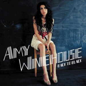 Amy Winehouse Back to Black 180g Vinyl