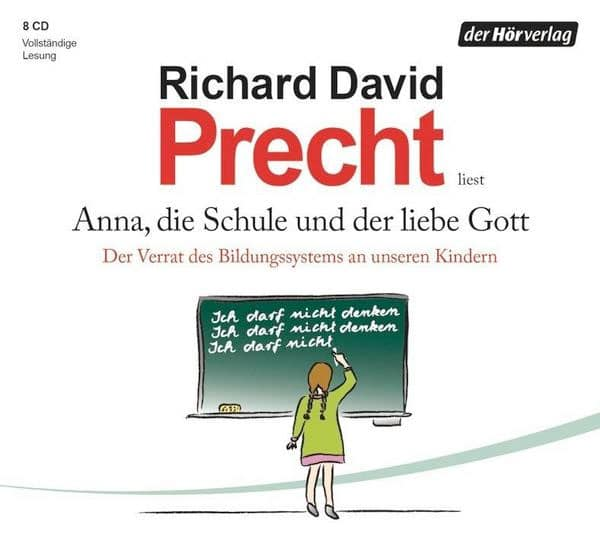 Richard David Precht Hörbuch