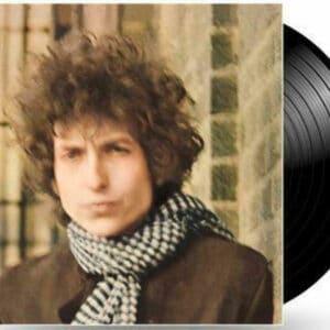 Bob Dylan Blonde on Blonde Vinyl
