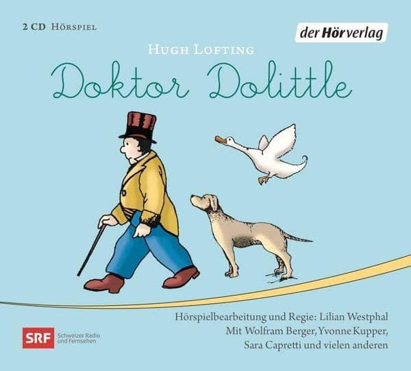 Doktor Dolittle Hörbuch
