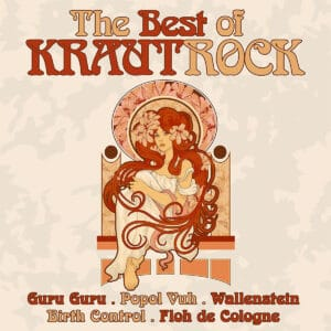 best of krautrock LP