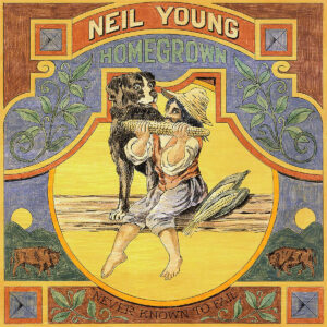 Neil Young Homegrown Vinyl