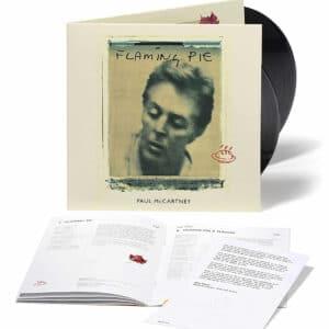 Paul McCartney Flaming Pie Vinyl