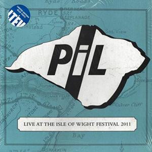 P.I.L. auf Vinyl