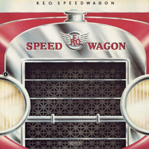 REO Speedwagon first album