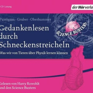 Science Busters Hörbuch