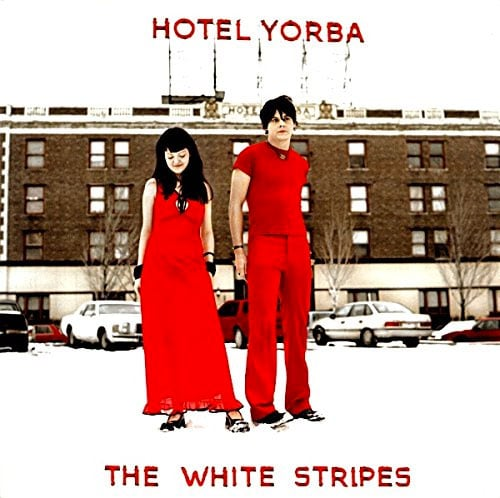White Stripes Vinyl Single