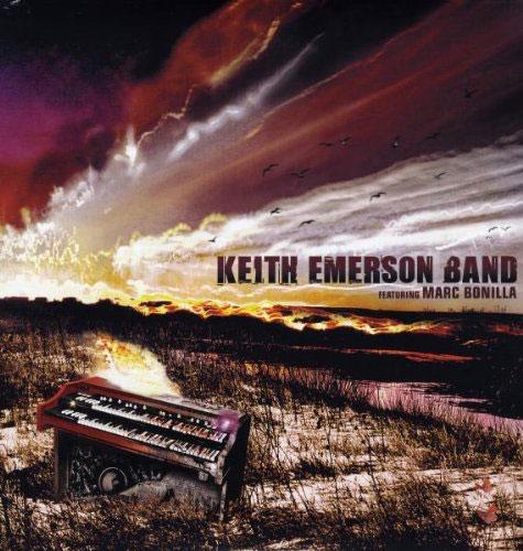 Keith Emerson Band Vinyl