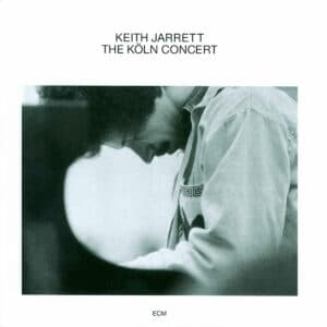 Keith Jarrett The Köln Concert Vinyl