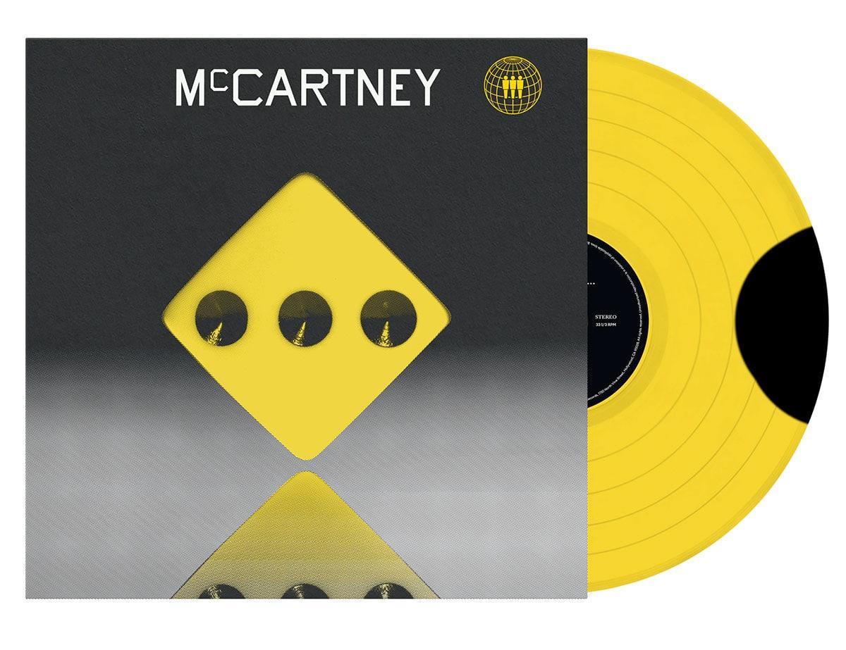 McCartney III Third Man Vinyl