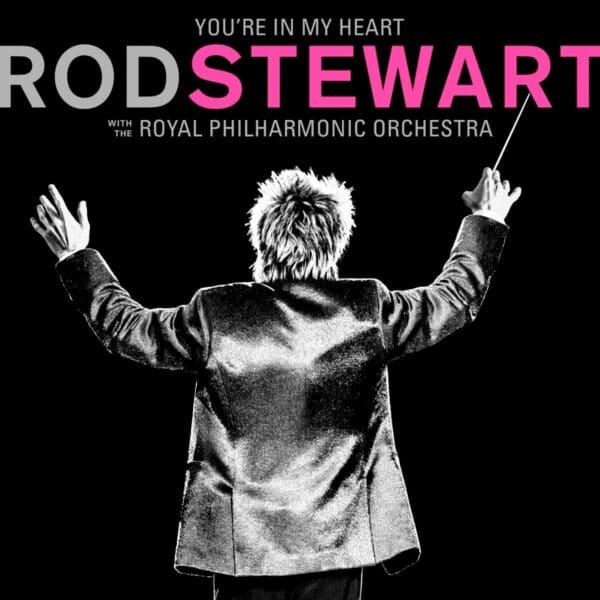 Rod Stewart You're in my heart Vinyl