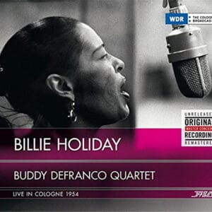 Billie Holiday Live In Cologne 1954