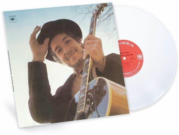 Bob Dylan Nashville Skyline (White Vinyl)