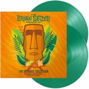 Brian Setzer Orchestra Live Volume 1 Vinyl
