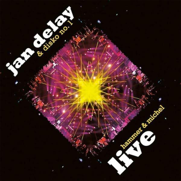 Jan Delay Hammer und Michel Live Vinyl