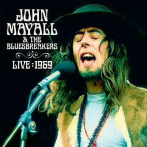 John Mayall Live 1969 Vinyl
